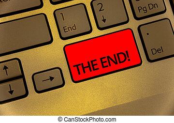 clavier, texte, ordinateur portable, jaune, fin, informatique, quelque chose, clavier, fin, créatif, photo, conceptuel, call., conclusion, brun, vie, projection, motivation, clã©, signe, netbook, notebook., temps