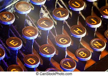 clavier, vendange