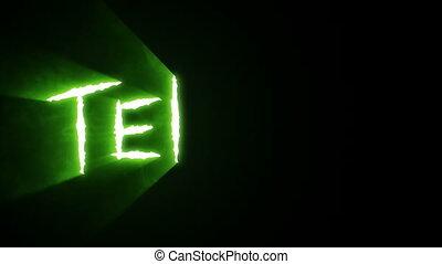 Claw Slashes Terror Green