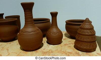 Clay Pots And Jars - handmade clay pots and jars