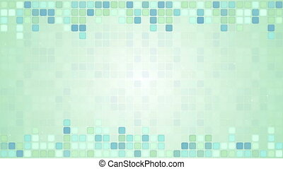clean abstract geometrical background loop