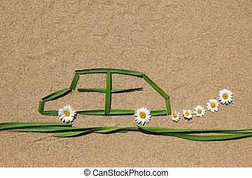 Clean air concept: automobile