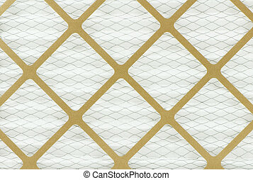 clean furnace air filter for furnace