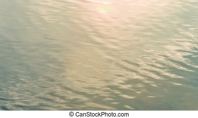 Clean and fresh water texture