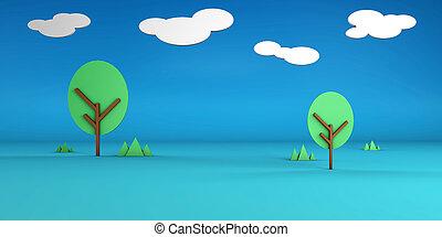 Clean Green Environment