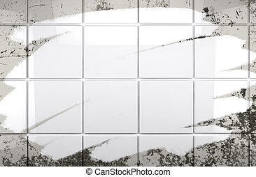 Clean tile wall bathroom background - background cleaning ...