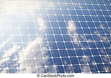 Cleaned Energy - Photovoltaic panel for renewable cleaned ...
