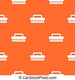 Cleaning brush pattern seamless - Cleaning brush pattern...