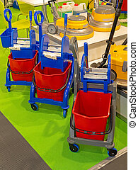 Cleaning Carts