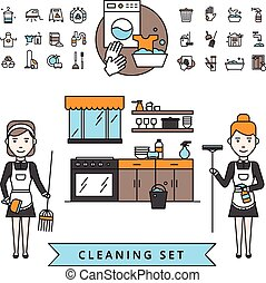 Cleaning Design Concept