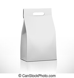 Clear Craft paper Bag Pack - Clear White Craft Paper Bag...