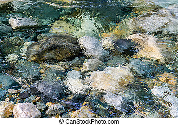 Clear Creek Abstract 2