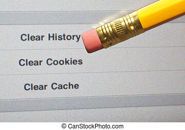 Clear Internet History