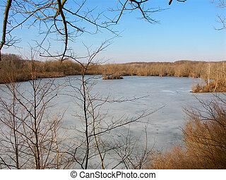 Clear lake - Illinois