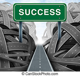 Clear Strategy - Clear strategy and financial planning road...