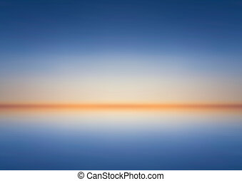 clear sunset sky background , sunset color sky