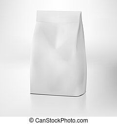 Clear White Craft Paper Bag Pack Without Handle - Clear...