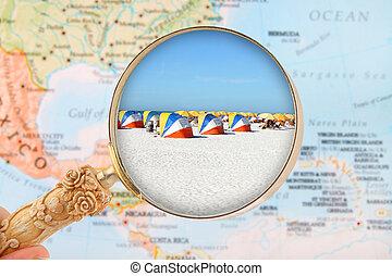 clearwater, praia, flórida, eua