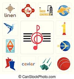 clef triple, grillon, ensemble, colibri, sagittaire, icônes, météorite, caviar, ap, débat, balle, no.1