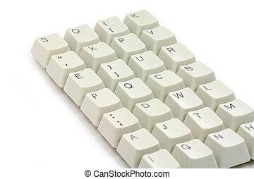 clefs ordinateur