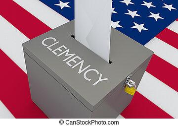 CLEMENCY - judicial concept