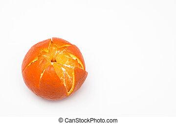 Clementine cut