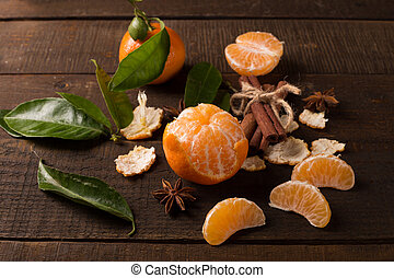 clementine fruits