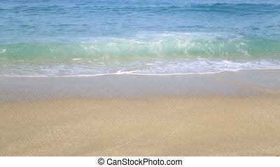 Cleopatra beach on the Mediterranean sea