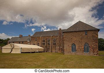 cleve, Inghilterra, abbazia