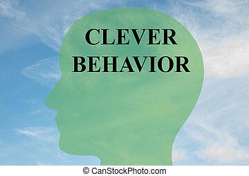 Clever Behavior concept