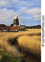 Cley Mill 1