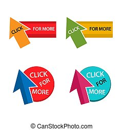 Click for more stock icon, flat design. set icon