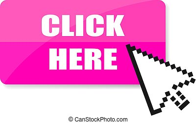 Click here advertising web button
