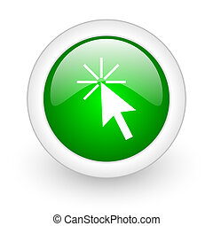 click here web button
