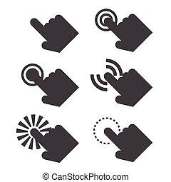 click icon