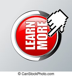 Click to learn more vector button