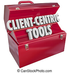 Client-Centric Tools 3d Words Toolbox Resources