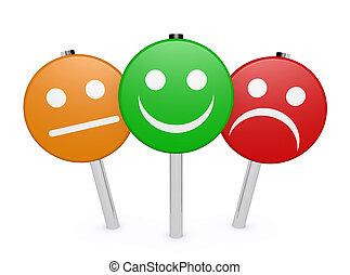 client, classement, qualité, réaction, business