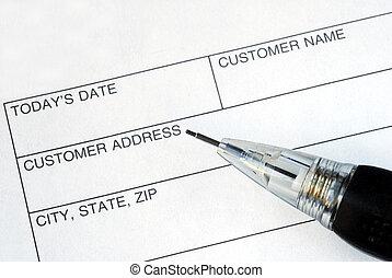 client, complet, nom, adresse