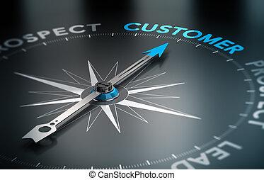 client, concept, business, -