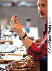 client, contrôle, service., item., examen, qualité, physique