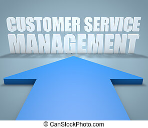 client, gestion, service