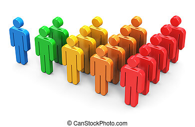 Client growth - Social media networking and client...