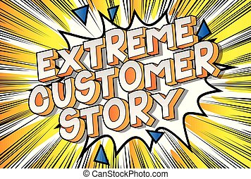 client, histoire, extrême