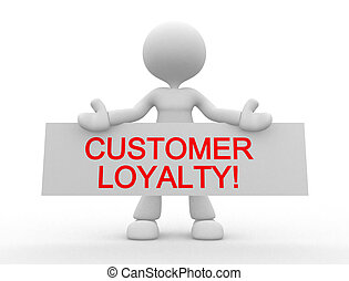 client, loyalty!