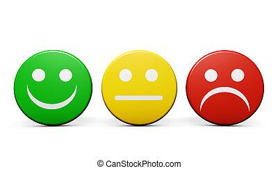 client, qualité, réaction, service