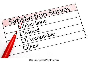 cliente, avaliação, serviço, forma