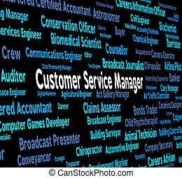 cliente, cabeza, servicio, clientele, clientes, indica, ...