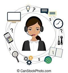 cliente, desenho, serviço