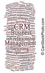 cliente, dirección, relaciones, crm